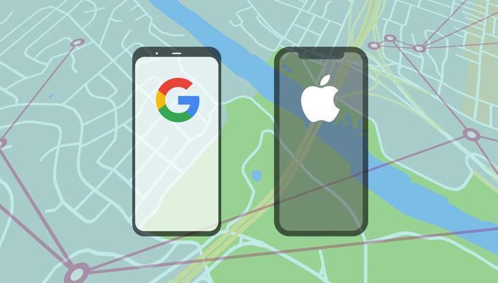 Google и Apple совместно борются с пандемией ()