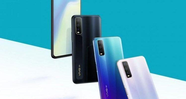 Vivo официально представила смартфон Vivo Y70s (y1)