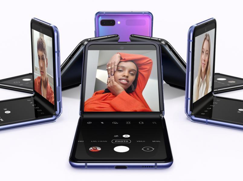 Samsung Galaxy Z Flip с поддержкой 5G выйдет во второй половине 2020 года (yabiqo4y md)