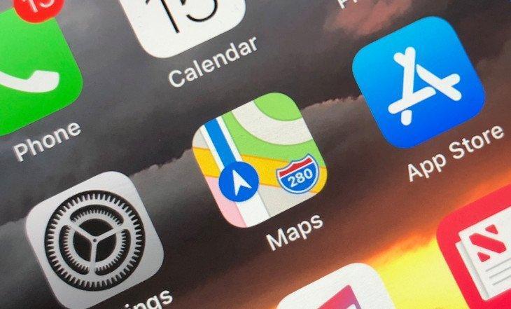 WWDC 2020: Apple добавляет велосипедные маршруты в карты для iOS 14 (1541362433 apple maps)