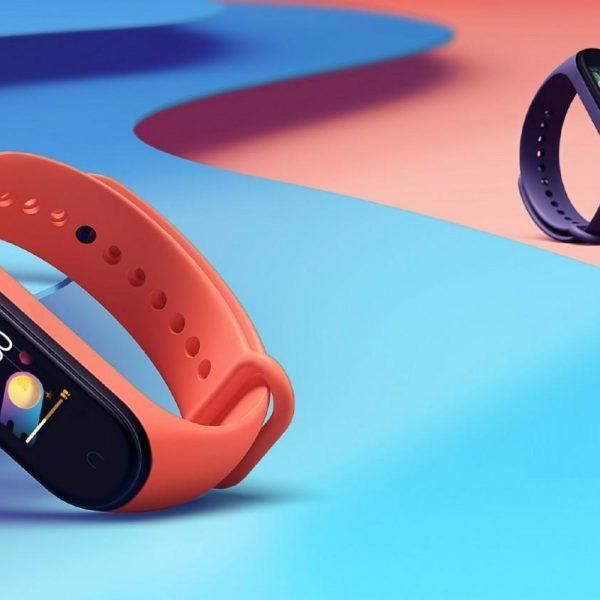 Xiaomi Mi Band 5 выйдет в очень интересных цветах (2198djsbw53w)