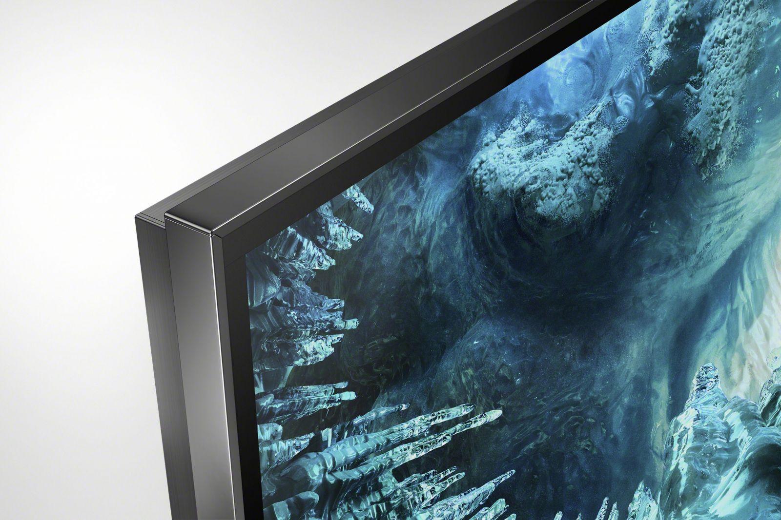 8K-телевизор Sony BRAVIA серии ZH8 с полной прямой подсветкой уже в продаже (85 z8h zh8 dark sil polished dark sil edge bz scaled)