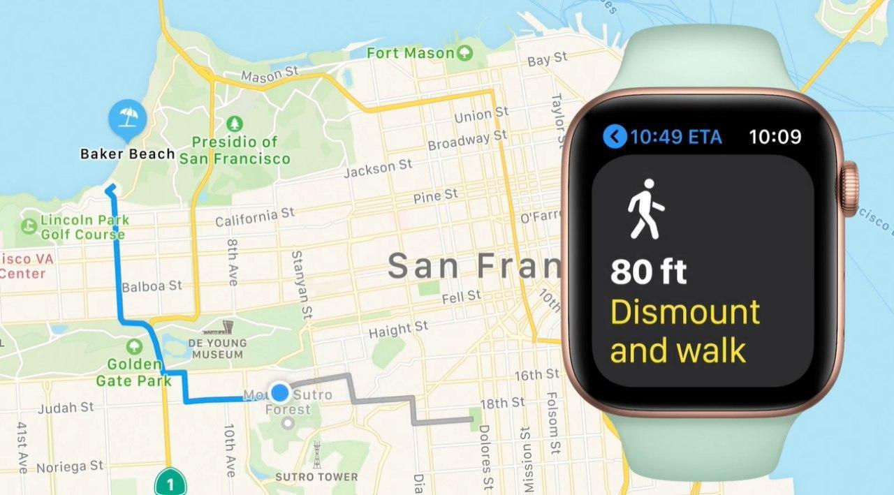 Apple обновила WatchOS. Теперь часы умеют мониторить сон (8s eqbfor)