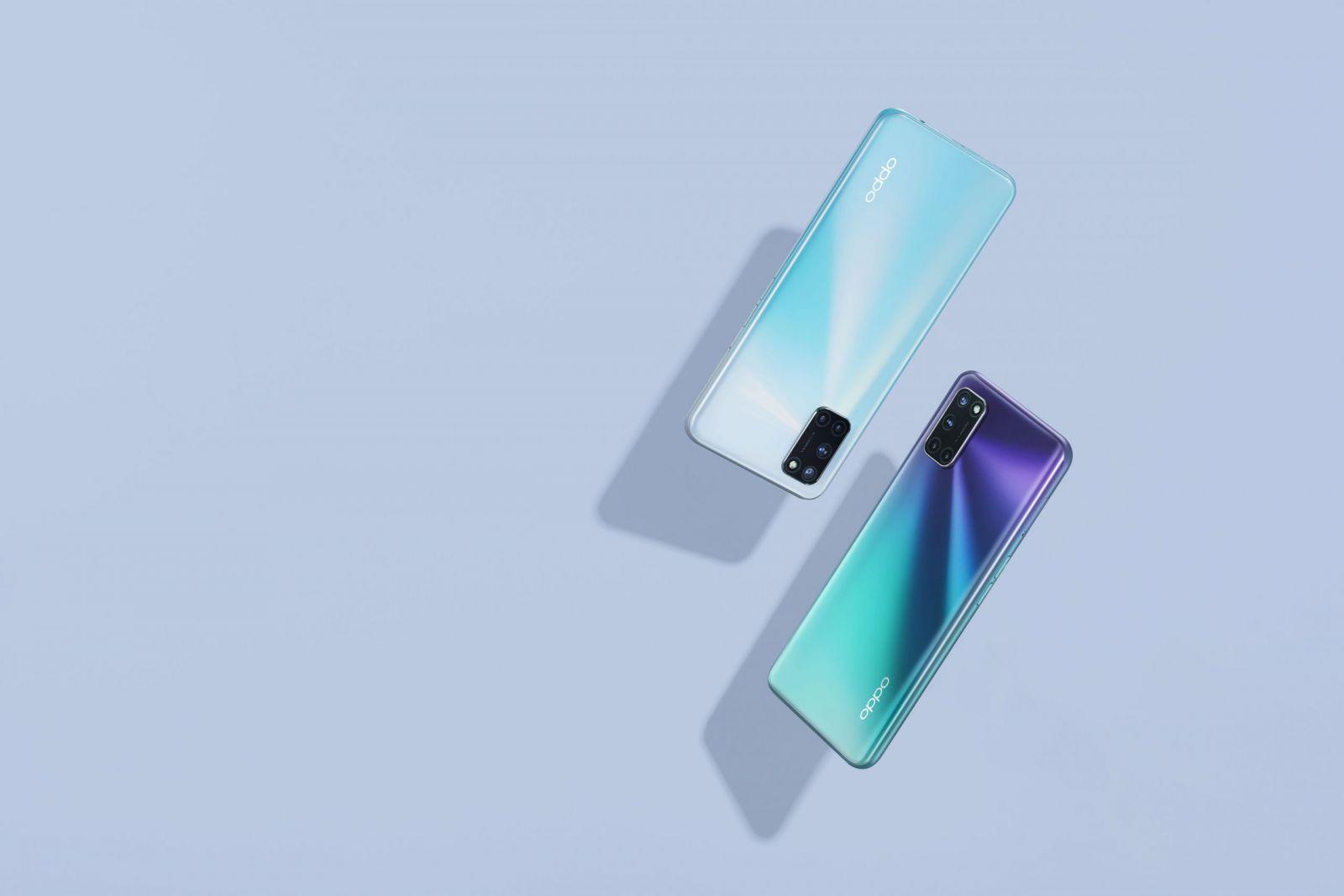 OPPO выпустила недорогой смартфон OPPO A72 с мощным аккумулятором (a72 scenario pictures 5 scaled)
