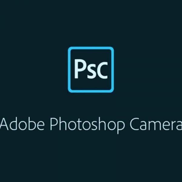 Adobe Photoshop Camera теперь доступна на вашем смартфоне (adobe photoshop camera)