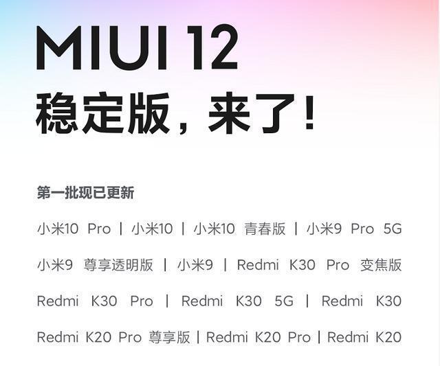 MIUI 12 теперь доступна для 13 смартфонов Xiaomi и Redmi (af80b2a0765e4386a234822f863c8d7c)