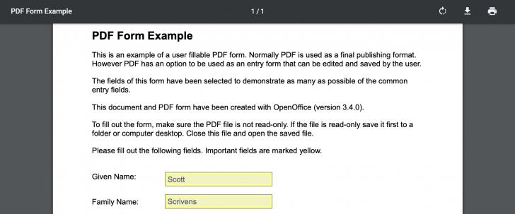 Google упростит сохранение отредактированных PDF-файлов в Chrome (ap resize)