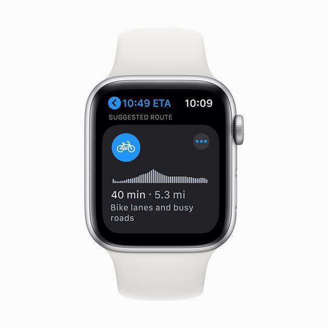 Apple представила watchOS 7. Мониторинг сна, новые тренировки и танцы (apple watch watchos7 cycling maps 06222020 carousel.jpg.large)