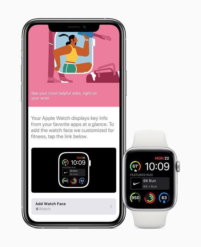 Apple представила watchOS 7. Мониторинг сна, новые тренировки и танцы (apple watch watchos7 share add watch face screen 06222020 carousel.jpg.large)