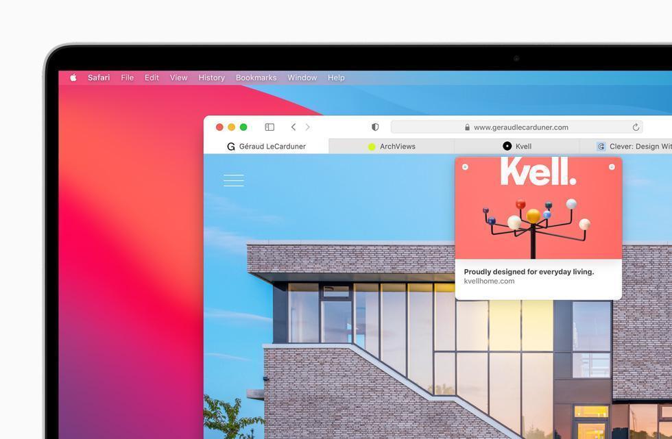 Apple представила macOS Big Sur. Что нового (apple macos bigsur safari improvedtabs 06222020 big carousel.jpg.large)