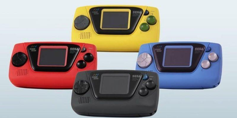Sega делает крошечную приставку Game Gear Micro (bez nazvanija 6)