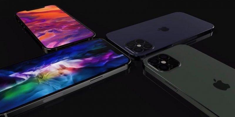 Вот как будет выглядеть iPhone 12 (bez nazvanija 8)