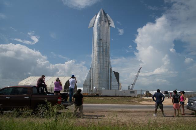 Илон Маск сказал, что главный приоритет SpaceX сейчас - это Starship (dims 5)