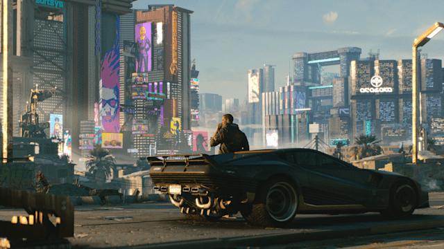 Трансляцию Cyberpunk 2077 Night City Wire перенесли на 25 июня (dims)