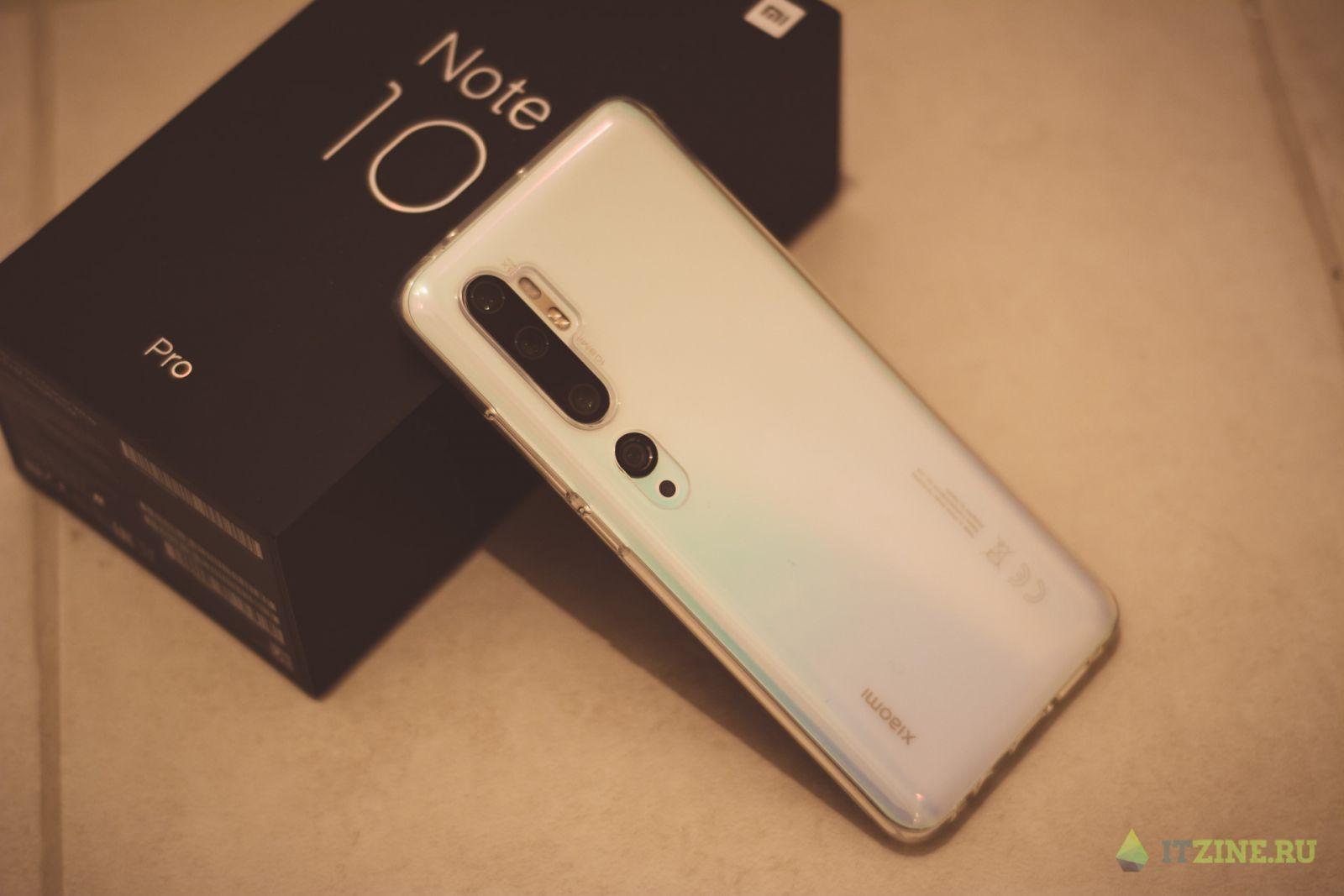 Обзор Xiaomi Mi Note 10 Pro. Добротный флагман (dsc 8058)