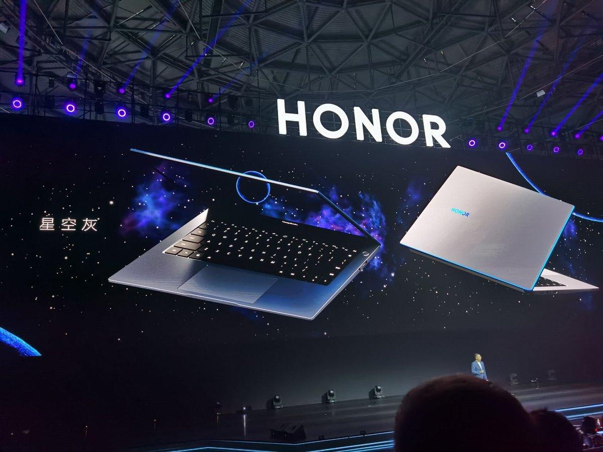 Honor представила ноутбук MagicBook 14 для Европы ()