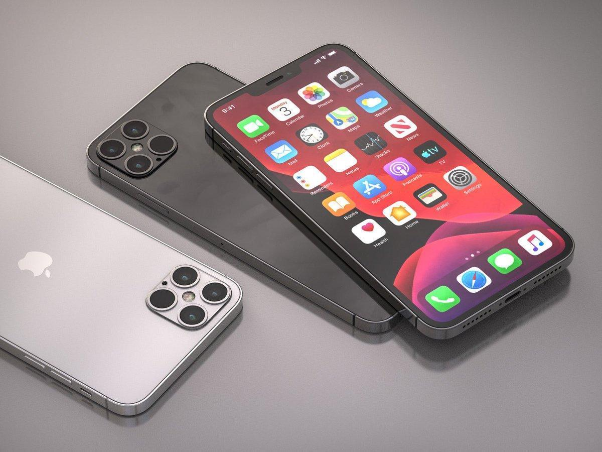 Самый дешёвый iPhone 12 будет стоит всего 549 долларов ()