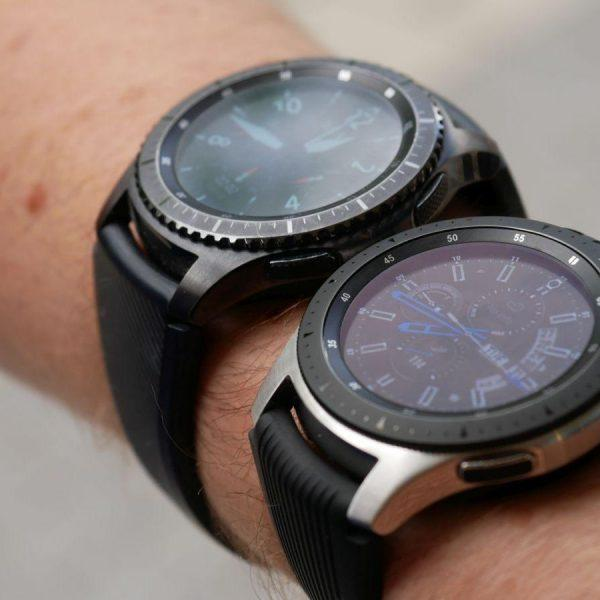 Вот как будут выглядеть новые Samsung Galaxy Watch 3 (galaxy watch vs gear s3 4)