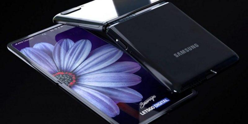 В сеть утекли ключевые характеристики смартфона Samsung Galaxy Z Flip 5G (galaxy z flip 1024x676 2)