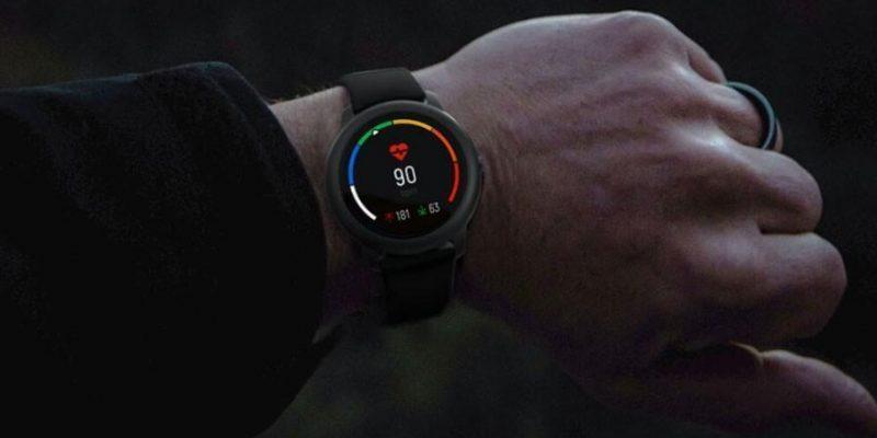 Xiaomi представила умные часы Haylou LS04 Solar Smartwatch (haylou ls04 solar smartwatch)