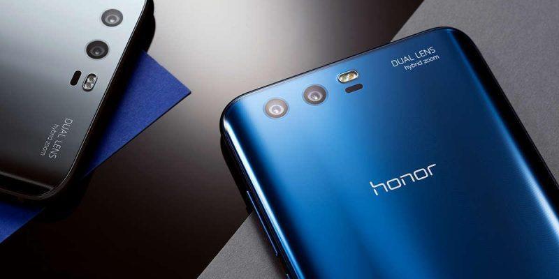 Новый смартфон Honor 9A работает без сервисов Google (honor 9 blau und schwarz)