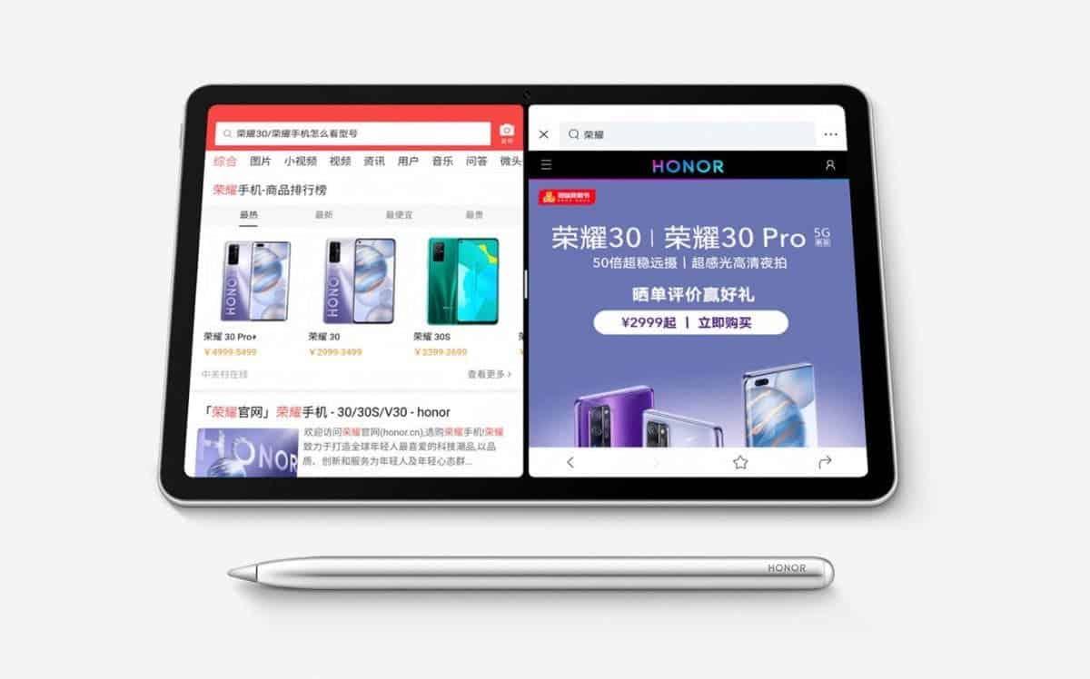 Honor объявила цену ViewPad 6, первого в мире планшета с поддержкой Wi-Fi 6+ (honor v6 1200x748 1)