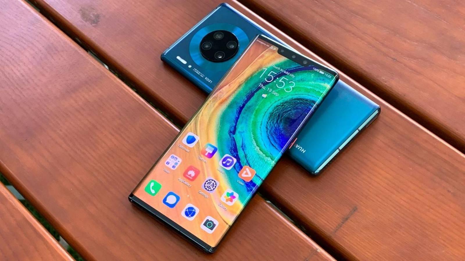 Huawei Mate 40 получит экран с частотой 120 Гц (huawei mate 40 pro avantaj iphone 12)