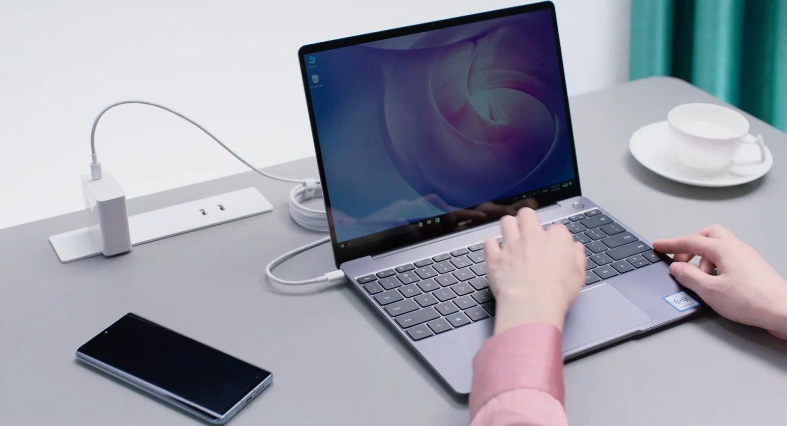 Huawei MateBook 13 с процессором AMD добрался до России (huawei matebook 13 charger video)