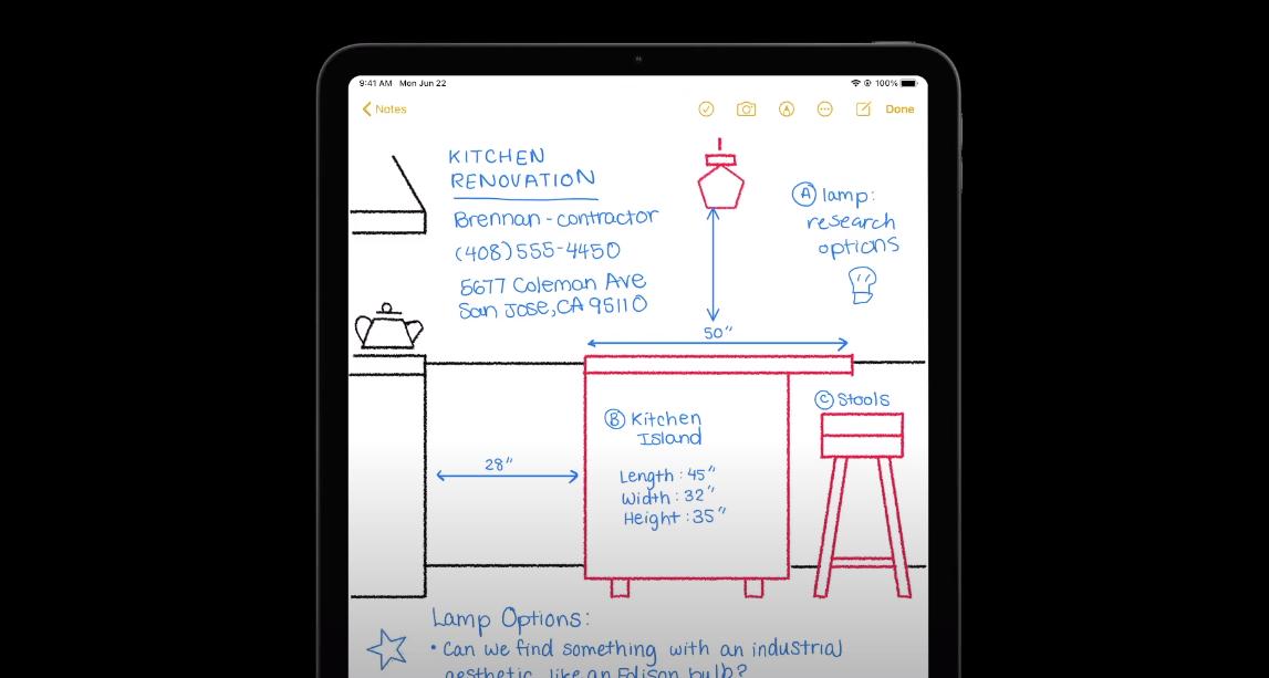 Apple представила iPadOS 14. Рукописный ввод, виджеты и Siri (image 17)