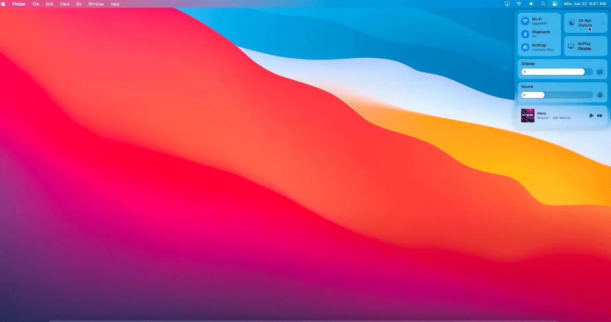 WWDC 2020. Apple сделала новую macOS Big Sur (image 24)