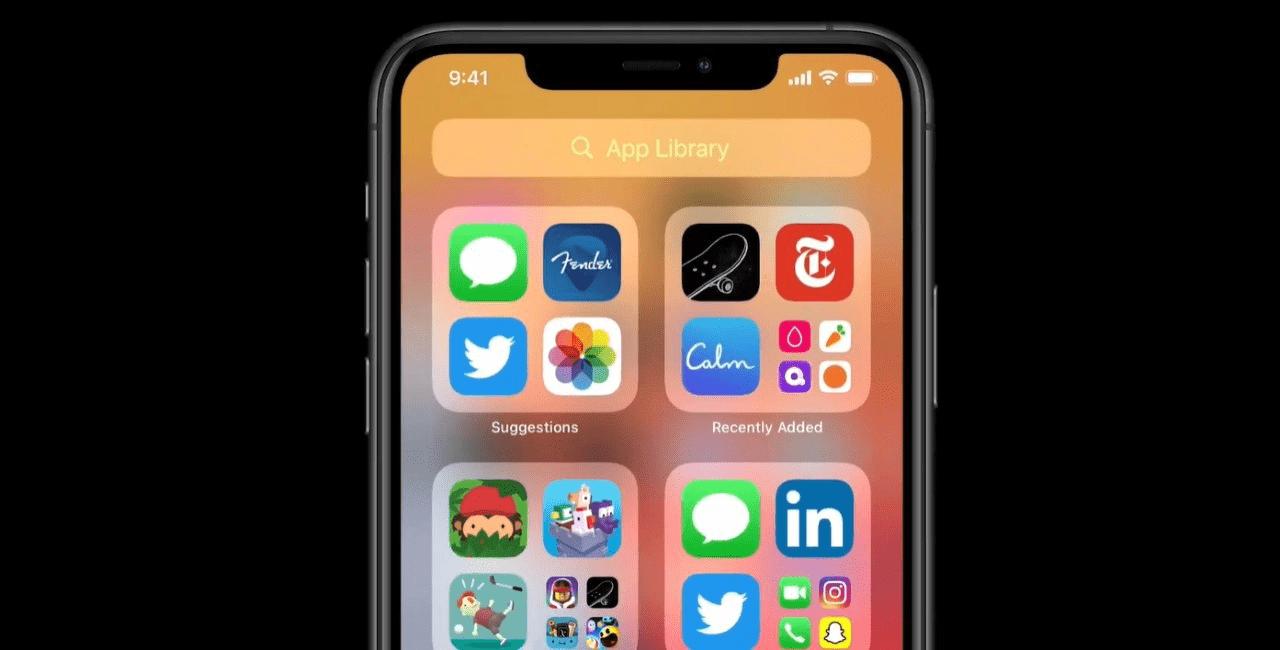 Apple показала iOS 14. Виджеты, App Library и новая Siri (image 9)