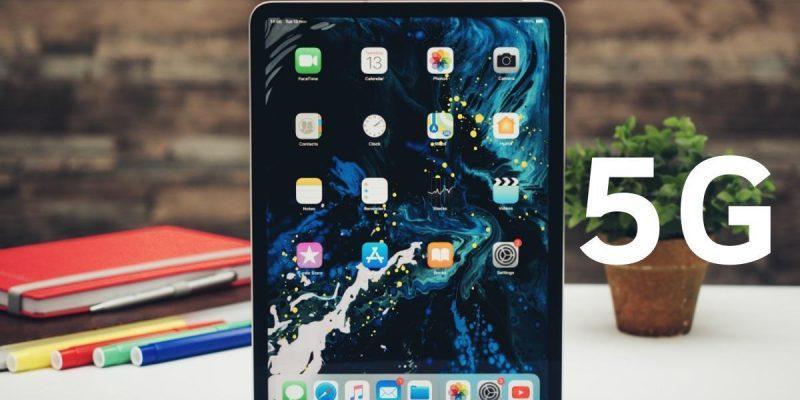 Apple готовит iPad Pro с поддержкой 5G и LED-дисплеем. Он выйдет в 2021 году (ipad pro 5g 42)
