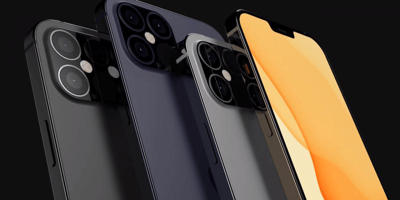iPhone 12 Pro Max сможет записывать 4K 240 FPS видео (iphone 12 pro max)