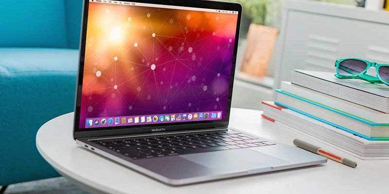Apple на WWDC объявит о переходе на собственные процессоры для Mac (macbook pro 13)