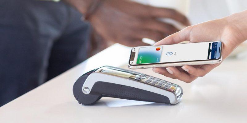 Как оплачивать покупки с Apple Pay (mailservice 1)