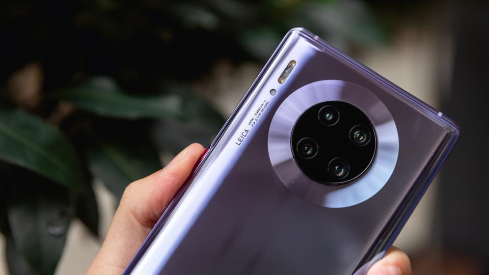 Huawei Mate 40 получит экран с частотой 120 Гц (mate 30 pro er 8)