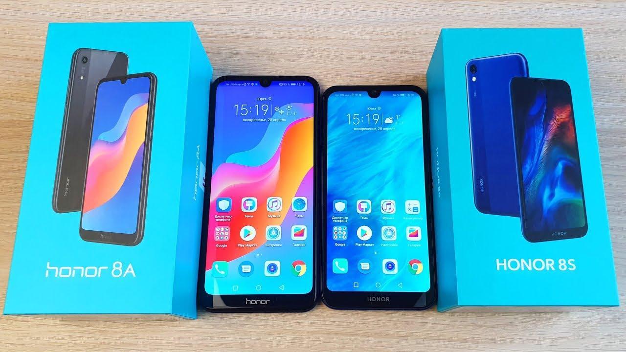 Официально: Honor представила бюджетный смартфон Honor8S