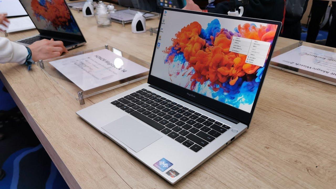 Honor представила ноутбук MagicBook 14 для Европы (maxresdefault 12)