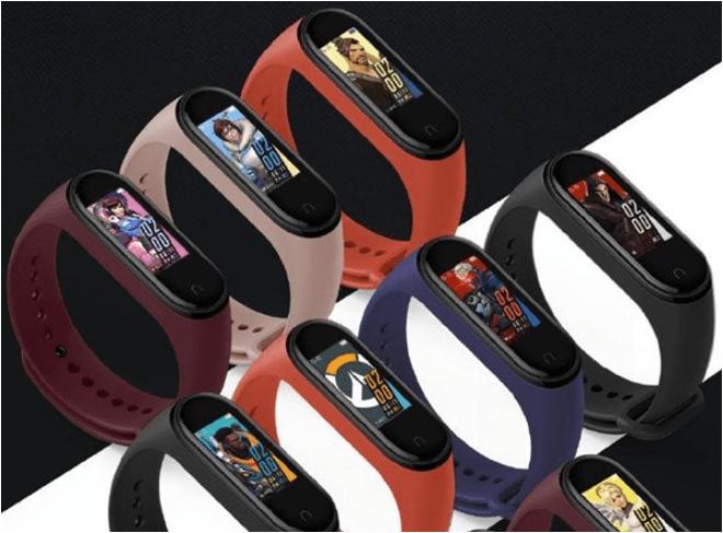 Xiaomi выпустит в Европе версию Mi Band 4 c встроенным NFC (mi band 4 watchfaces 4)