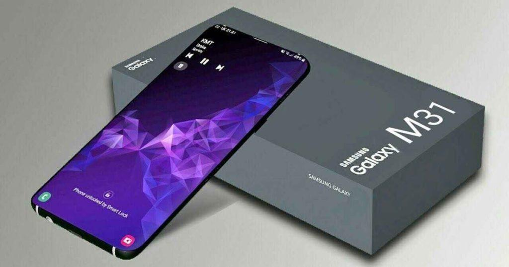 Samsung Galaxy M31s получит аккумулятор на 6000 мАч ()
