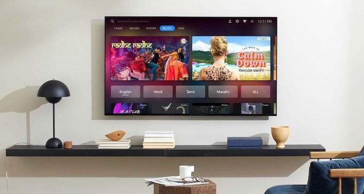 Nokia запускает 43-дюймовый вариант своего смарт-телевизора (nokia tv 3)