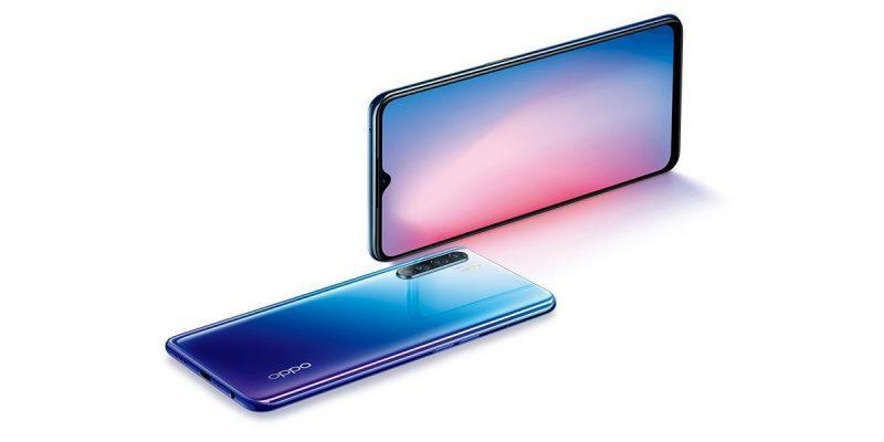 OPPO Reno4 не получит 5G в Юго-Восточной Азии (oppo reno3 launch international featured)