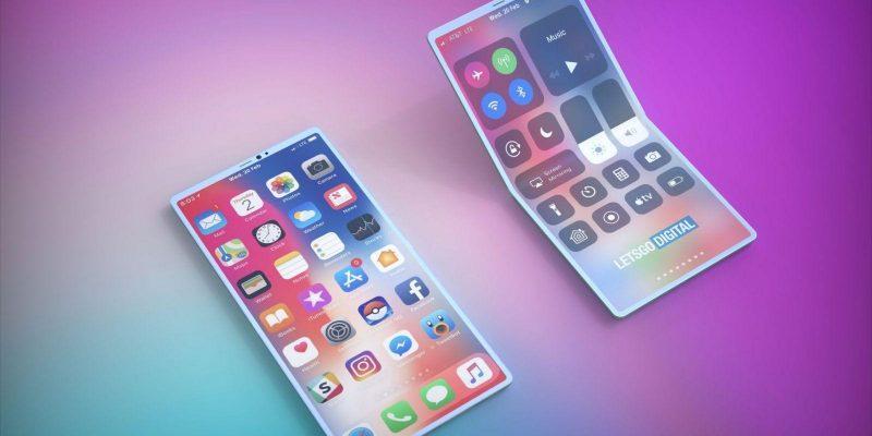 Складной iPhone может выйти уже в следующем году (opvouwbare iphone smartphone large scaled 1)