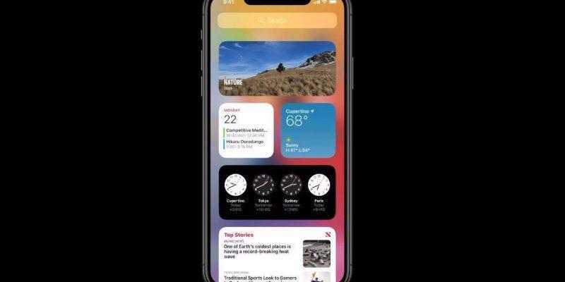 Apple показала iOS 14. Виджеты, App Library и новая Siri (photo 2020 06 22 20 19 59)
