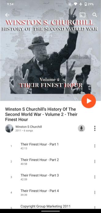 YouTube Music получит Bluetooth и аудиокниги из Google Play (play music audiobook 1)