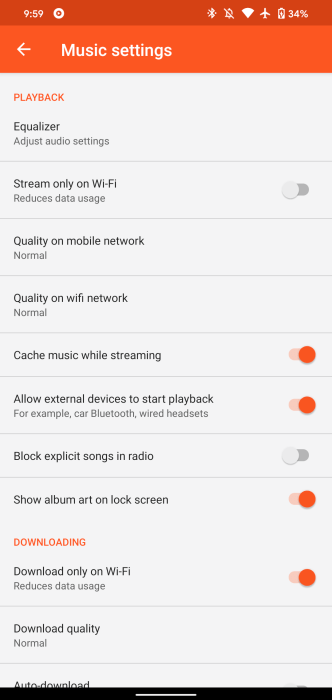 YouTube Music получит Bluetooth и аудиокниги из Google Play (play music blutooth)