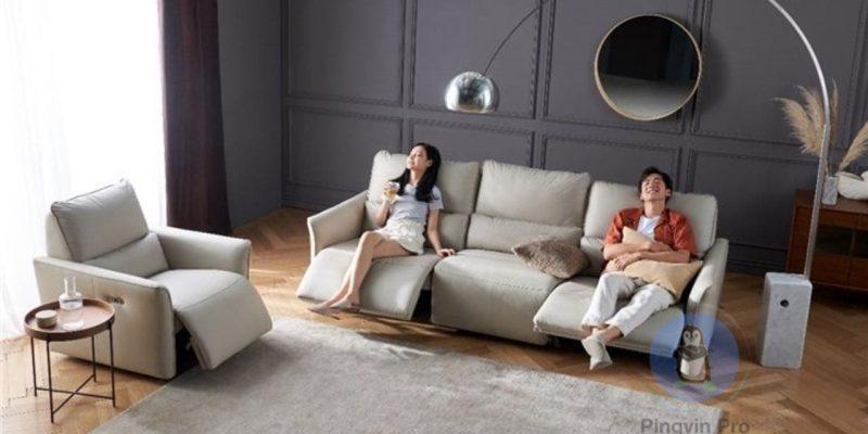 Xiaomi представила электрический диван Qifeng Electric Sofa за 225 долларов (qifeng electric sofa vid xiaomi 16x9 1)