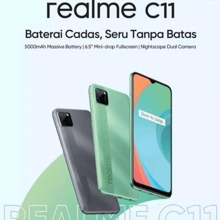 Цена Realme C11 рассекречена за день до релиза (realme c11 large)