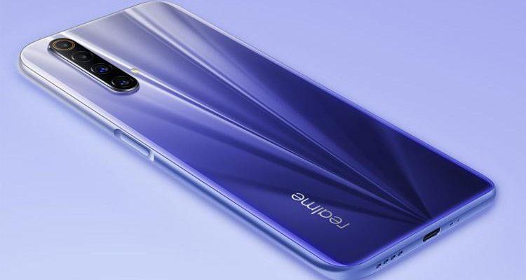 Раскрыты характеристики смартфона Realme X50t (realme2)