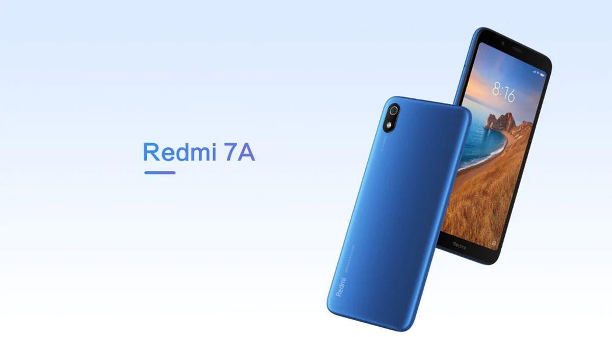 Redmi 7A получает стабильное обновление Android 10 в Китае (redmi 7a)